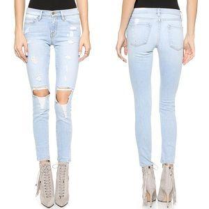 FRAME Le Skinny de Jeans (size 27)
